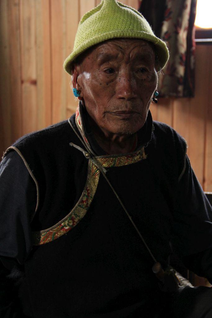 mechuka elder