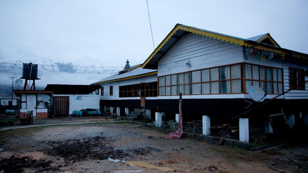 mechuka homestay