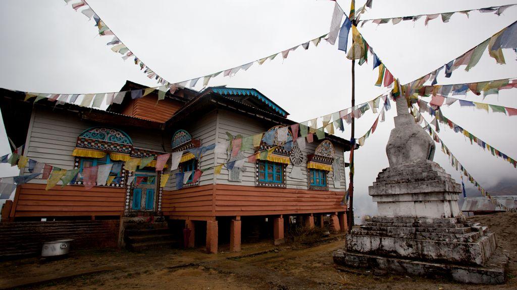 mechuka monastery