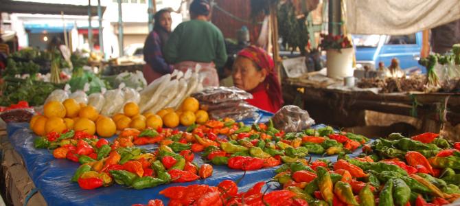 Kohima Market