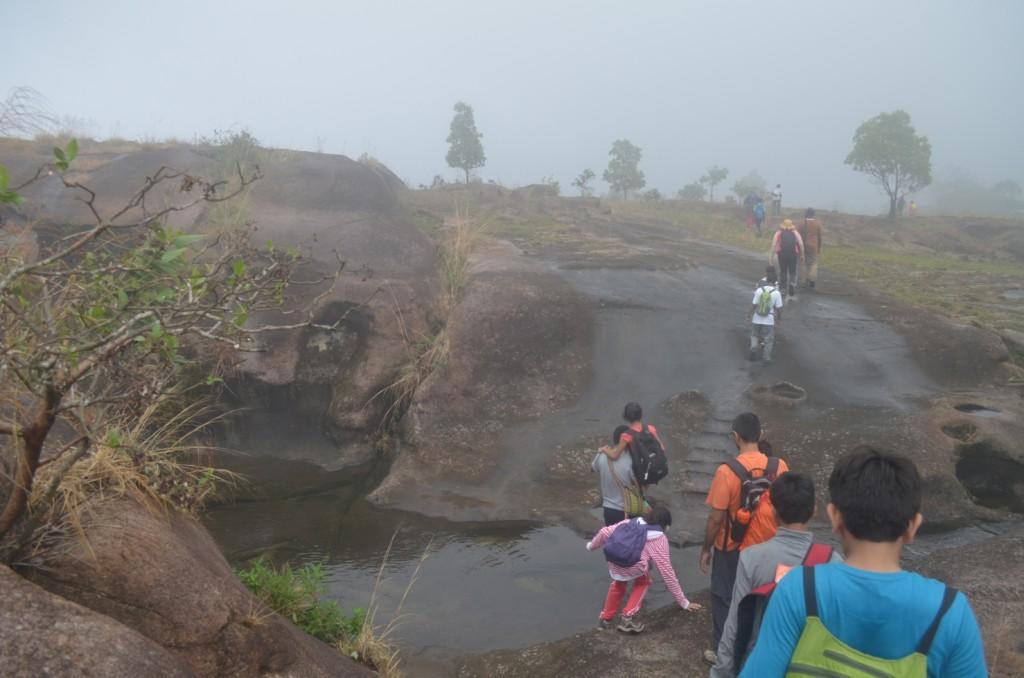 lew luri lura fossil site Mawlongbna