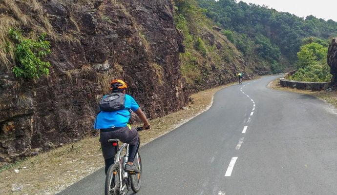 Meghalaya Cycling
