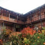 The heritage homestay in Hee Bermiok in West Sikkim