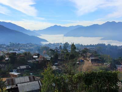 Misty Nagaland