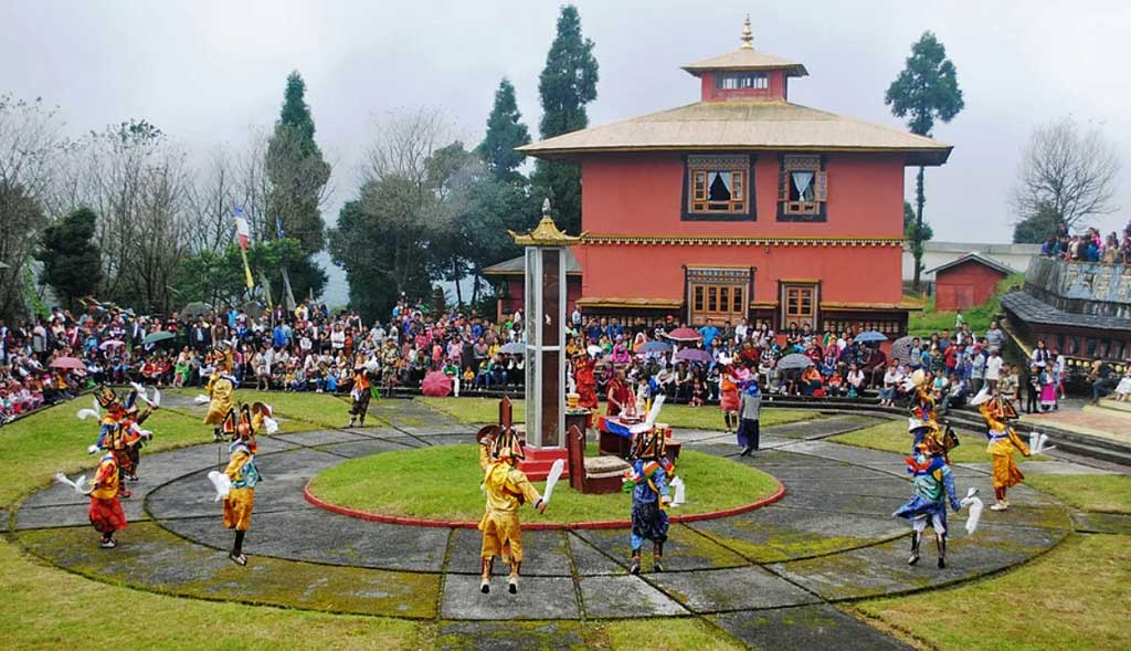 Pang Lhabsol festival of Sikkim