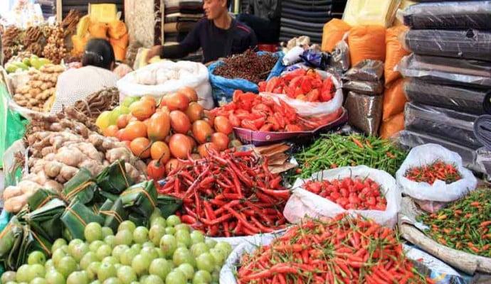 Shillong local market